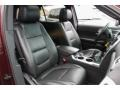 Charcoal Black Interior Photo for 2011 Ford Explorer #81384897