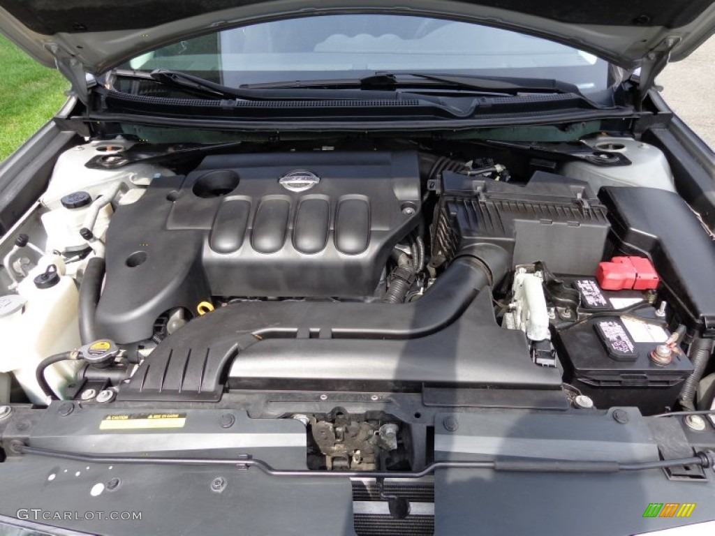 2007 Nissan Altima 2 5 S Engine Photos Gtcarlot Com