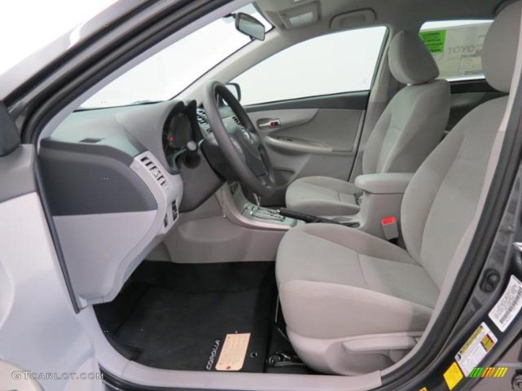 Ash Interior 2013 Toyota Corolla Le Photo 81391887