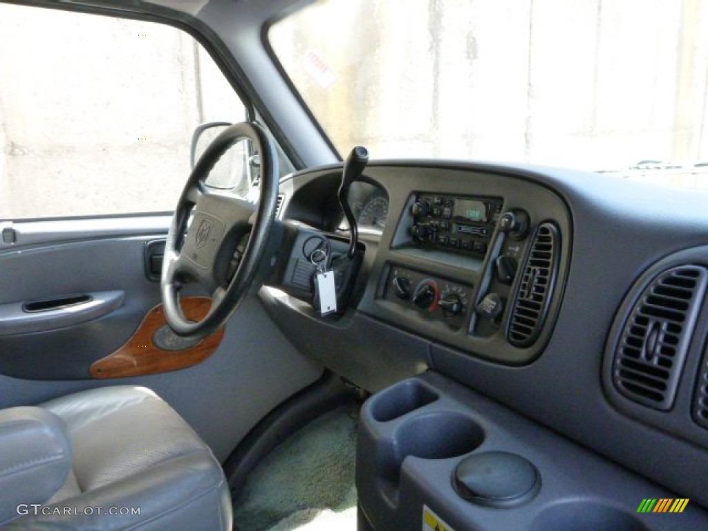 2000 Dodge Ram Van 1500 Passenger Conversion Dashboard