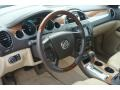 Cashmere/Cocoa Dashboard Photo for 2011 Buick Enclave #81402039