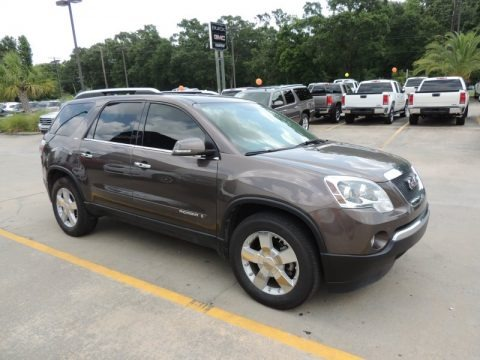 2008 gmc acadia data info and specs. Black Bedroom Furniture Sets. Home Design Ideas