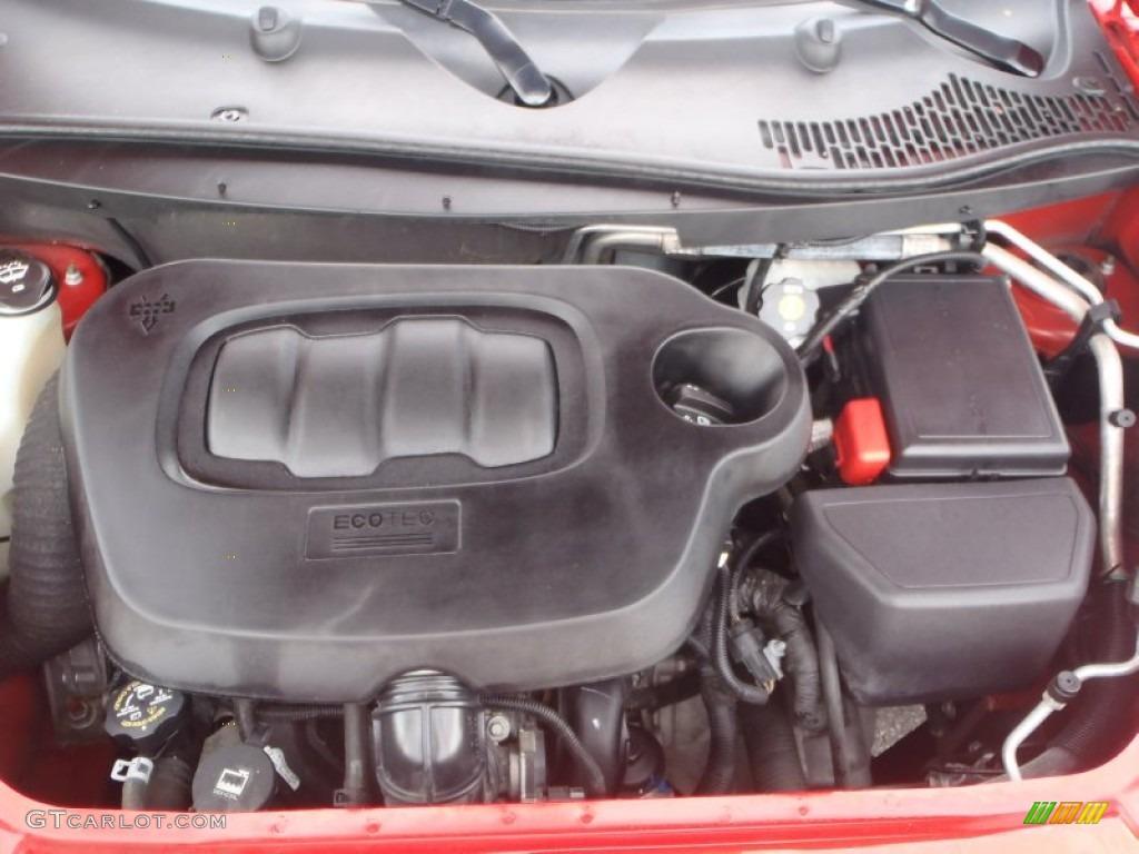 2008 Chevrolet Hhr Ls Engine Photos