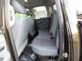 Black/Diesel Gray 2013 Ram 1500 Interiors
