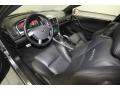 2005 GTO Coupe Black Interior
