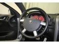 2005 GTO Coupe Steering Wheel