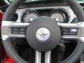 2011 Race Red Ford Mustang V6 Premium Convertible  photo #39