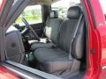 2000 Victory Red Chevrolet Silverado 1500 Regular Cab 4x4  photo #13