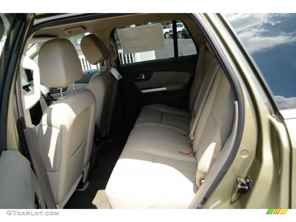 Ford Edge Limited Interior Color Photos
