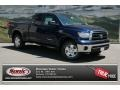 2013 Nautical Blue Metallic Toyota Tundra SR5 TRD Double Cab 4x4  photo #1