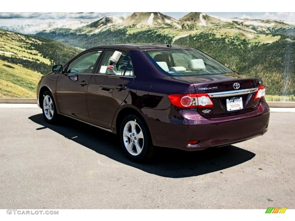 2013 toyota corolla le special edition exterior photos. Black Bedroom Furniture Sets. Home Design Ideas