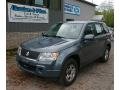 Azure Grey Metallic 2007 Suzuki Grand Vitara 4x4