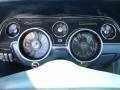 1968 Ford Mustang Aqua Interior Gauges Photo