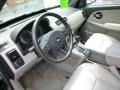 Light Gray 2005 Chevrolet Equinox Interiors