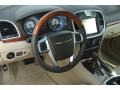 Dashboard of 2011 300 C Hemi AWD