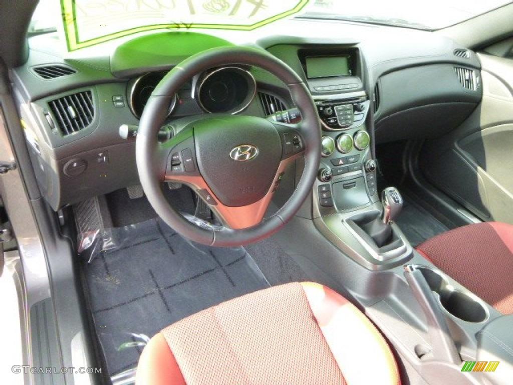 2013 Hyundai Genesis Coupe 3 8 R Spec Dashboard Photos Gtcarlot Com