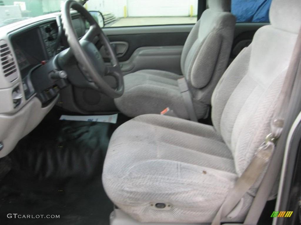 1999 Chevrolet Tahoe LS interior Photo #81467593 | GTCarLot.com