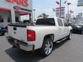 2012 White Diamond Tricoat Chevrolet Silverado 1500 LT Crew Cab  photo #7