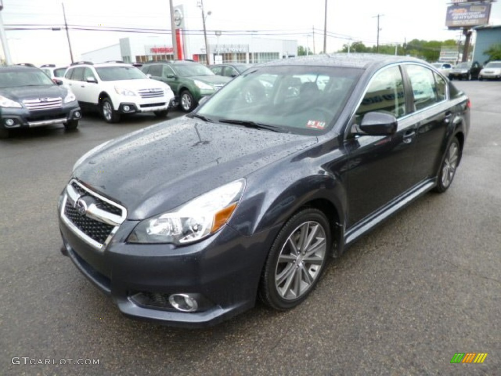 graphite gray metallic 2013 subaru legacy premium exterior photo 81470021. Black Bedroom Furniture Sets. Home Design Ideas