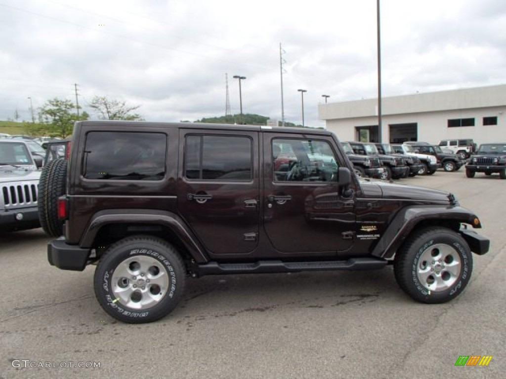 2018 Oscar Mike Jeep >> Rugged Brown Pearl 2013 Jeep Wrangler Unlimited Sahara 4x4 Exterior Photo #81470485 | GTCarLot.com