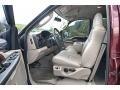 2006 Ford F250 Super Duty Tan Interior Interior Photo