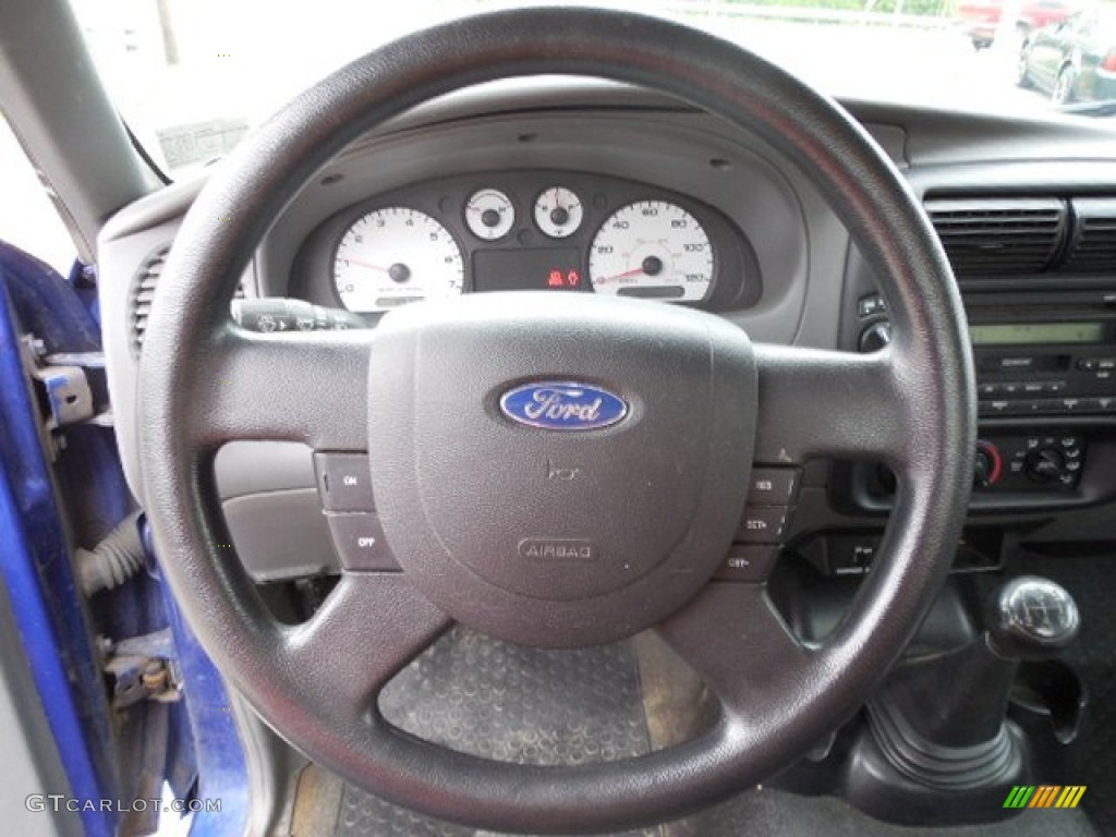 2004 ford ranger edge regular cab 4x4 steering wheel. Black Bedroom Furniture Sets. Home Design Ideas