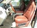 Chapparal Leather 2010 Ford F450 Super Duty Interiors