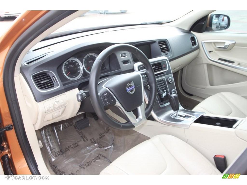 Soft Beige Interior 2012 Volvo S60 T5 Photo 81488444