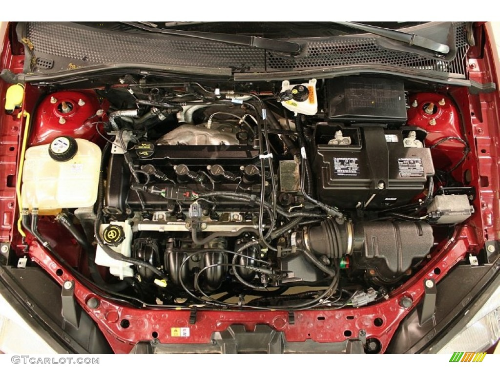 2007 Ford Focus Zx4 Se Sedan Engine Photos Gtcarlot Com