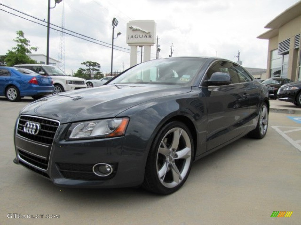 2009 audi a5 3 2 quattro coupe exterior photos. Black Bedroom Furniture Sets. Home Design Ideas