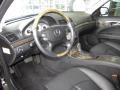 Black 2008 Mercedes-Benz E Interiors
