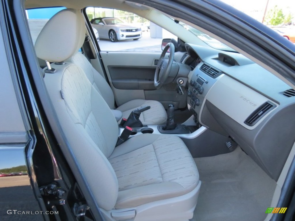 2010 Ford Focus Se Sedan Interior Color Photos Gtcarlot Com