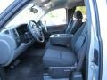 2012 Silver Ice Metallic Chevrolet Silverado 1500 LS Extended Cab  photo #10