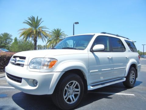 2006 toyota sequoia limited data info and specs. Black Bedroom Furniture Sets. Home Design Ideas