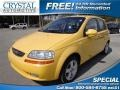 2008 Summer Yellow Chevrolet Aveo Aveo5 LS #81502520