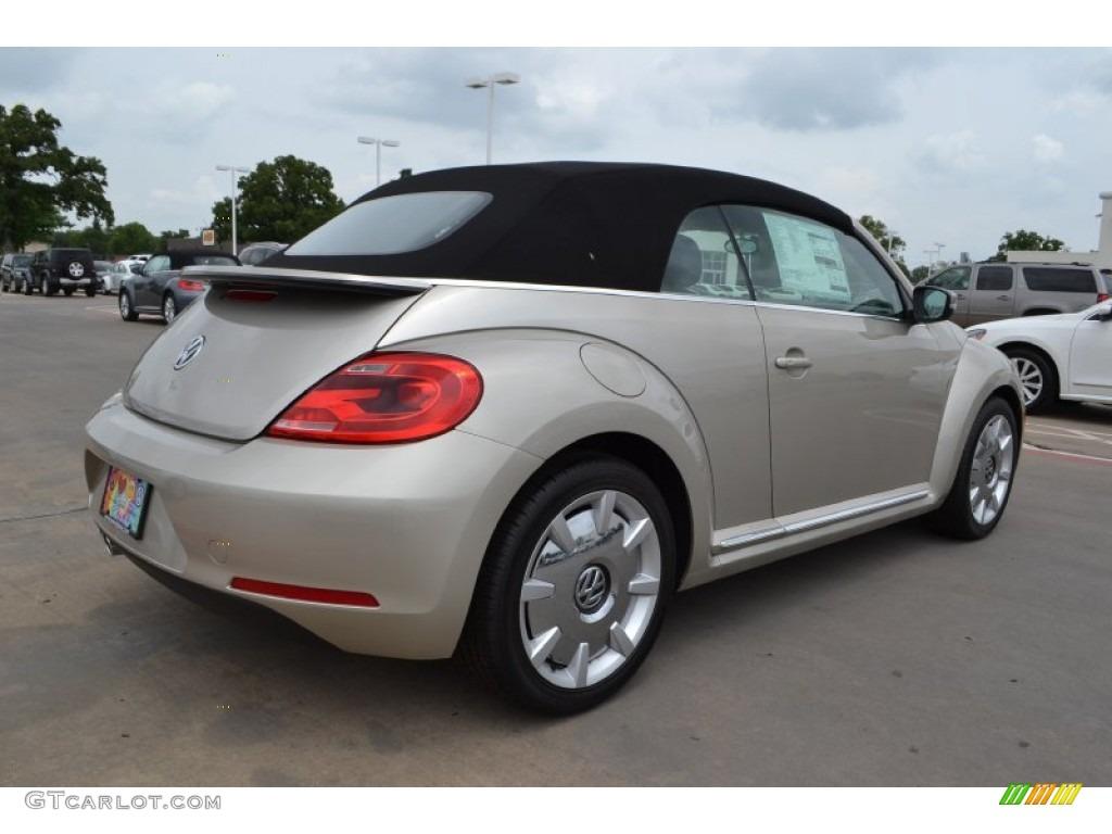 Pink Beetle Convertible >> 2013 Moonrock Silver Metallic Volkswagen Beetle 2.5L Convertible #81502455 Photo #2 | GTCarLot ...