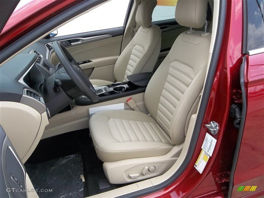 2013 Ford Fusion Se Interior Color Photos
