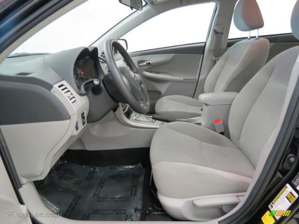 2012 Toyota Corolla Le Interior Photos