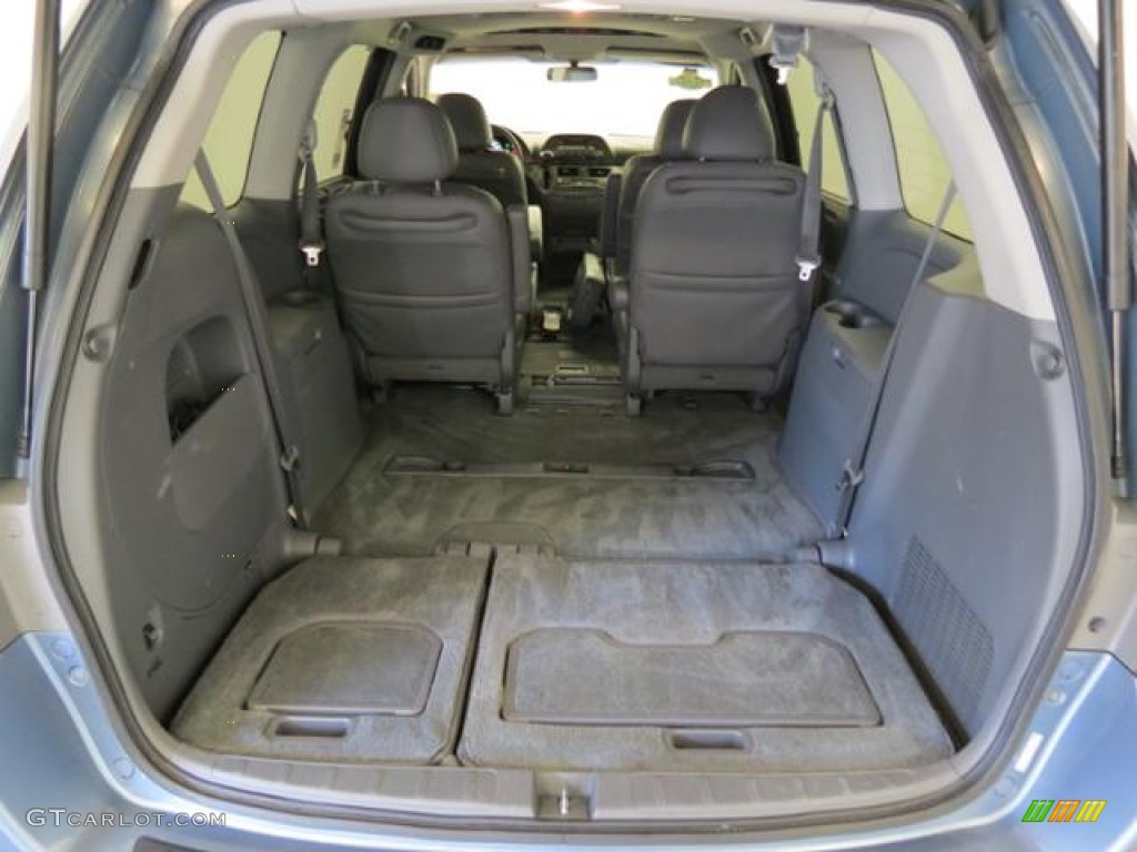 2006 honda odyssey ex l trunk photos. Black Bedroom Furniture Sets. Home Design Ideas