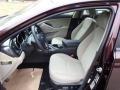Gray 2013 Kia Optima Interiors