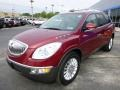2008 Red Jewel Buick Enclave CXL  photo #7