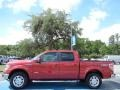 Red Candy Metallic 2011 Ford F150 Gallery