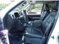 2009 Ford Explorer Black Interior Interior Photo