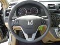 Ivory Steering Wheel Photo for 2010 Honda CR-V #81549992