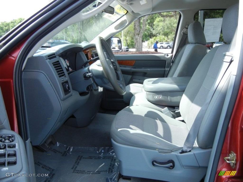 2006 Dodge Ram 1500 Slt Quad Cab Interior Color Photos