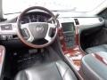 2007 Cadillac Escalade Ebony/Ebony Interior Dashboard Photo