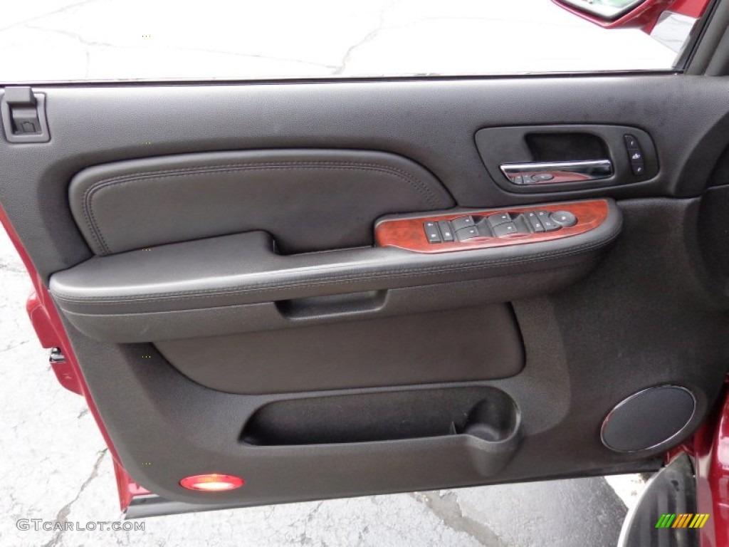 2007 Cadillac Escalade Ext Awd Ebony Ebony Door Panel Photo 81555912