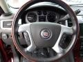 2007 Cadillac Escalade Ebony/Ebony Interior Steering Wheel Photo