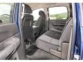 Ebony Rear Seat Photo for 2013 Chevrolet Silverado 1500 #81556487