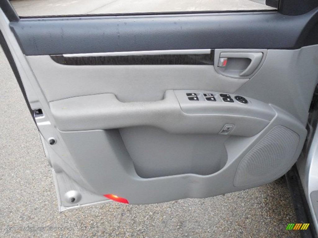 2007 Hyundai Santa Fe Gls Door Panel Photos